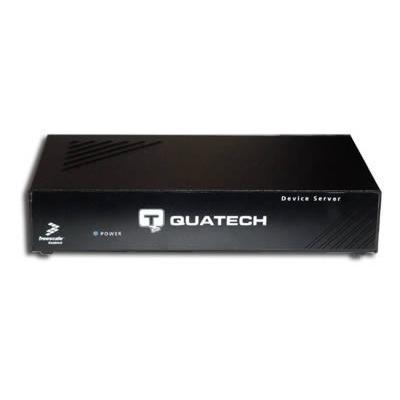 Quatech8 port RS-232, DB-9, RJ-45 adapters, surge suppression serial device servers(ESE-100M-SS)