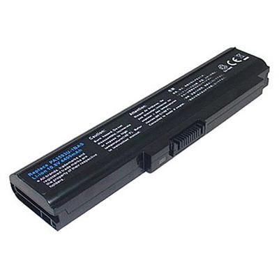 Toshiba10.8 Volts 5200mAh Li-Ion Notebook Battery(PA3594U-1BRS)