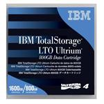 IBM LTO-4 800/1.6TB Ultrium Tape Cartridge 95P4436
