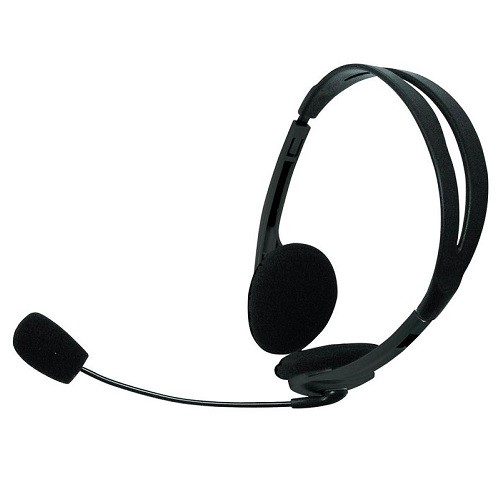 Inland Products 40Pk Headset 1000-W/ Mic