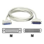 Printer cable - DB-25 (M) to 36 pin Centronics (M) - 10 ft