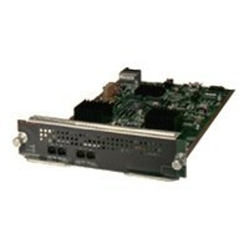 Cisco Line Card expansion module - 2 ports