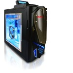 Nemesis Elite Aluminum Mid-Tower Case with 850W Power Supply