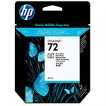 HP 72 69-ml Photo Black Ink Cartridge with Vivera Inks C9397A