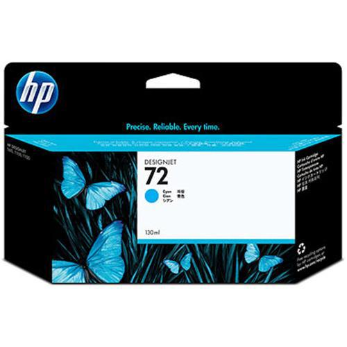 HP 72 130-ml Cyan Ink Cartridge with Vivera Inks