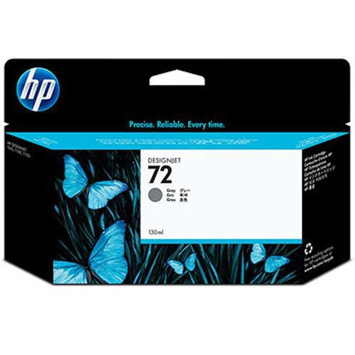 HP 72 130-ml Gray Ink Cartridge with Vivera Inks