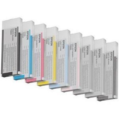 Epson 220ml Matte Black UltraChrome Ink Cartridge for Stylus Pro 4880 (T614800)