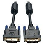 DVI Dual Link Cable, Digital TMDS Monitor Cable (DVI-D M/M), 25-ft.