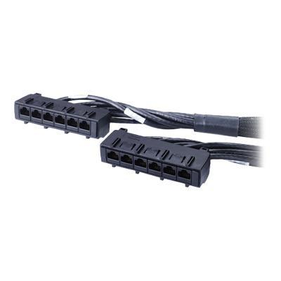 Data Distribution Cable - network cable - 45 ft - black
