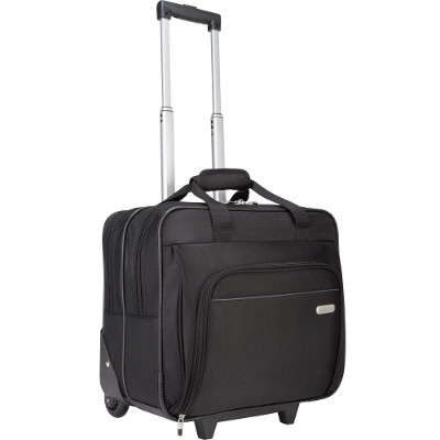 Targus Rolling Laptop Case - Black (TBR003US)