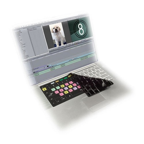 KB Covers Final Cut Pro/Express Keyboard