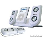 Pyle Portable Speaker System For Ipod & Any Other MP3 Player PIP10