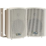 5.25'' Indoor/Outdoor Waterproof Wall Mount Speakers - Pair