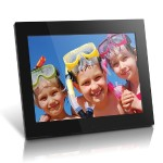 "Aluratek 15"" Digital Photo Frame with 256MB Memory Included ADMPF315F"