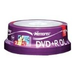 Memorex 15 x DVD+R DL - 8.5 GB ( 240min ) 8x - spindle 32025715