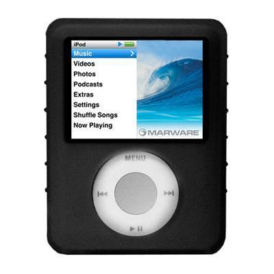 SportGrip for Third Generation iPod nano - Black