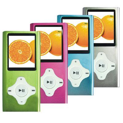 Augen Electronics 1GB MP3/MP4 Player with 1.8