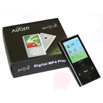 Augen Electronics 2GB MP3/MP4 Player with 2.4
