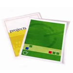 Letter 3MIL Laminating Pouches, 100 Pack