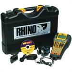 RhinoPRO 6000 Hard Case Kit - Labelmaker - monochrome - thermal transfer - Roll (0.95 in) - USB - 5 line printing, 1 line printing, 3 line printing