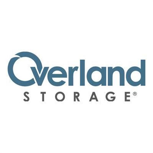 Overland Storage LTO-4 Barcode Labels - cleaning / data cartridge barcode labels