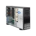 "Supermicro SuperServer 8045C-3RB - Server - tower - 4U - 4-way - RAM 0 MB - SAS - hot-swap 3.5"" - no HDD - ATI ES1000 - GigE - monitor: none"