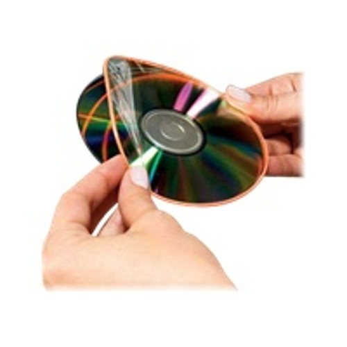 Norazza d_skin Protective Disc Skins - CD/ DVD surface protective film