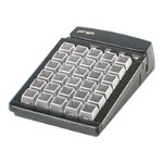 MCI 30 - Keyboard - PS/2, USB - black