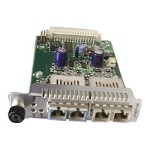 Point System Slide-In-Module Media Converter - Media converter - Gigabit Ethernet - 1000Base-SX - SC multi-mode / SC multi-mode - up to 1800 ft - 850 nm