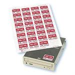 Avery Dennison Permanent I.D. Labels - permanent adhesive labels - 480 label(s) 6570
