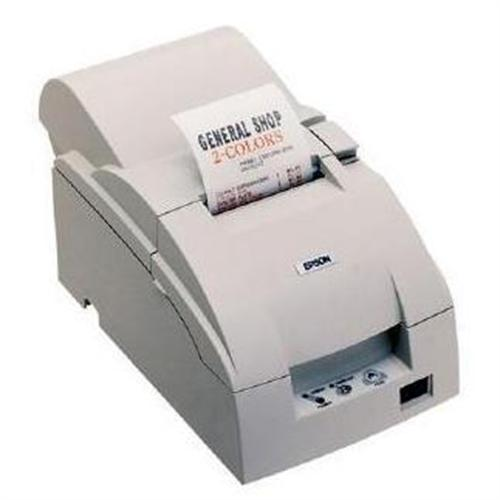 Epson TM U220D - Receipt printer - two-color (monochrome) - dot-matrix - Roll (3 in) - 17.8 cpi - 9 pin - up to 6 lines/sec - USB