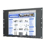 "RackSolutions - LCD monitor - 17"" - rack-mountable - 1280 x 1024 - 250 cd/m² - 450:1 - VGA - 7U"