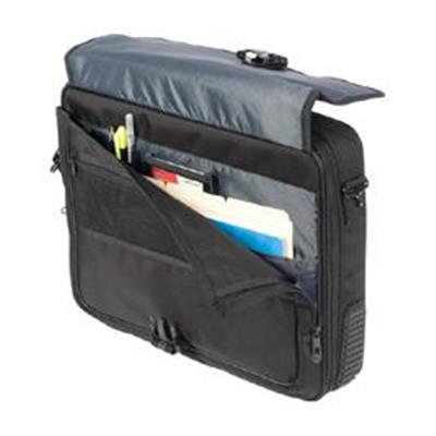 "Targus Platinum Blacktop 17"" Standard Laptop Case - Black/Grey (CPT301US)"