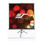 "71"" Tripod Projector Screen 50"" x 50"""