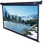 "71"" Manual Pull-down Projector Screen"