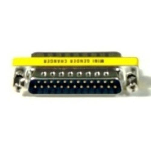 Micro Connectors GENDER CHANGER DB25 M/M