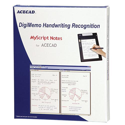 Solidtek USA Acecad Myscript Note Converts