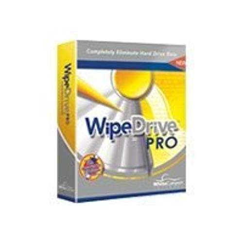 Detto Technologies WipeDrive SMB - ( v. 4 ) - complete package