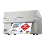 M 10e - Label printer - DT/TT - Roll (11.8 in) - 305 dpi - up to 300 inch/min - capacity: 1 roll - LAN