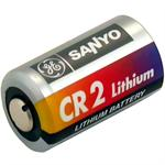 3.0 Volts Cylilndrical Cell Battery with Button