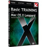 Class on Demand BASIC TRAINING FOR MAC OS X LEOPARD 90400