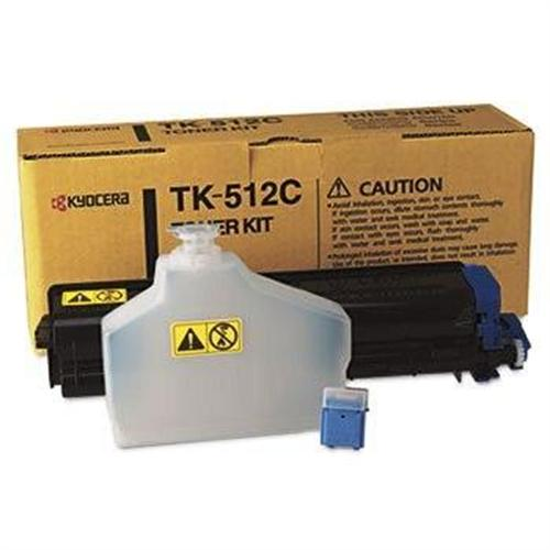 Kyocera Cyan Toner Cartridge for FS-C5020N/FS-C5025N/FS-C5030N