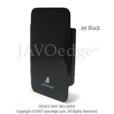 JAVOedgeJAVOShield Case - Aluminum Metal Cover for Apple iPod Touch 8GB/16GB - Jet Black(PSHD-91123-F06)