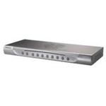 MasterConsole CAT 5 KVM Switch, 8 ports, 1 User