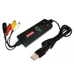 One Touch Video Capture VC500 - Video capture adapter - USB 2.0 - NTSC, PAL