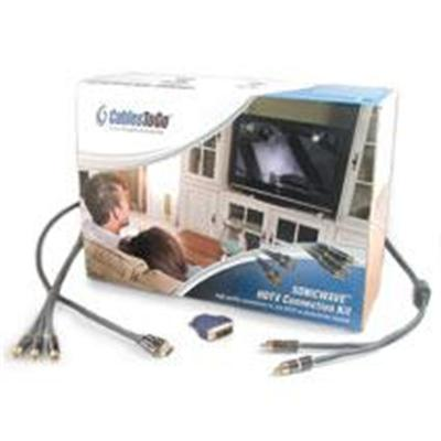 Cables To Go VELOCITY™ HDTV CONNECTION KIT (40924)