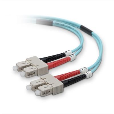 Belkin10 Gig Aqua patch cable - 66 ft - aqua(F2F40277-20M-G)