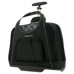 "Contour Balance Notebook Roller - Notebook carrying case - 15.4"" - onyx"