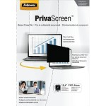 "Fellowes PrivaScreen Blackout Privacy Filter - 15.4"" Wide 4800701"