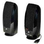 Logitech S150 Digital USB Speaker System - Black 980-000028
